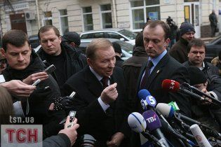 Адвокат не бачить необхідності в очній ставці між Кучмою і Мельниченком