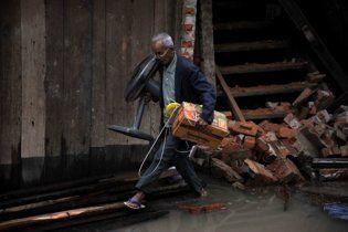 Популярные курорты Таиланда затопило наводнение