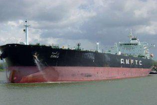 Пираты захватили нефтяной танкер с украинцами на борту