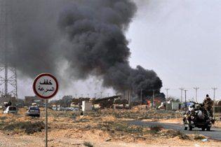 Уряд Каддафі звинуватив НАТО у вбивстві мирних жителів