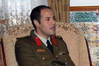 Лівійське ТБ показало сина Каддафі, якого повстанці оголосили убитим