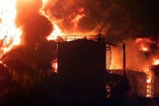 У Німеччині вибухнув танкер з бензином