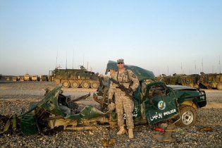 Американские танки вооружили снарядами против гражданского населения