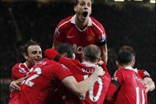"""""""Манчестер Юнайтед"""" став  найдорожчим спортивним брендом світу"""