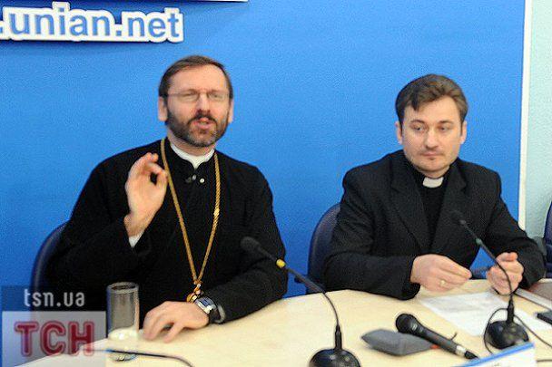 Новый Глава греко-католиков носит украинские часы за 90 евро
