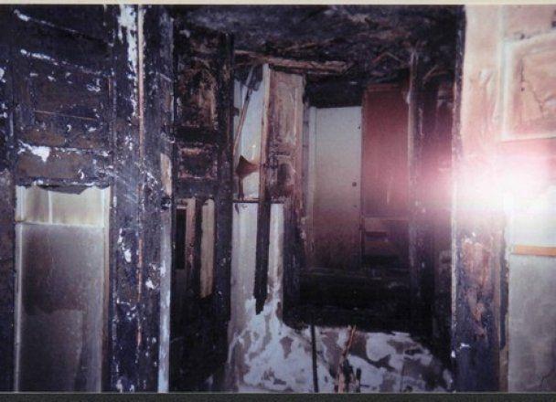 На Запоріжжі невідомі підпалили офіс Компартії