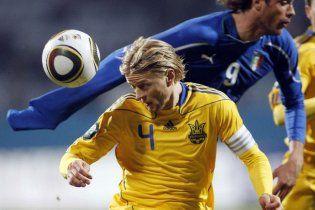 Тимощук: болельщики должны быть довольны игрой Украины