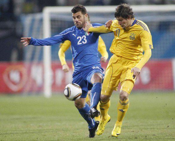 Товариський матч Україна-Італія_25
