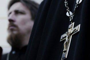 На Одещині священик МП вигнав греко-католиків з кладовища
