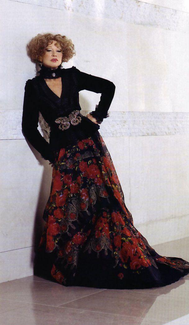 Гурченко сама вишила собі сукню для похорону