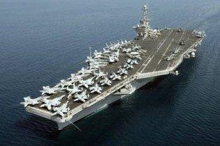 США направили в Аравійське море вже другу авіаносну групу