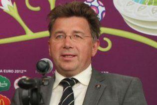 """УЕФА не сомневается в готовности """"Олимпийского"""" к Евро-2012"""
