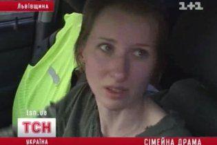 У Львові жінка на смерть збила власного батька та втекла з місця події