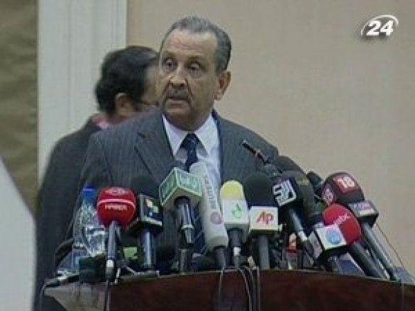 Міністр нафтової промисловості Лівії Шукрі Ганем