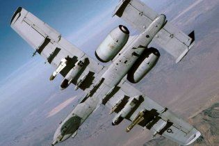 На заході Німеччини розбився штурмовик ВПС США
