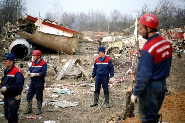 Польская комиссия пришла к заключению, что на экипаж Ту-154 оказывалось давление