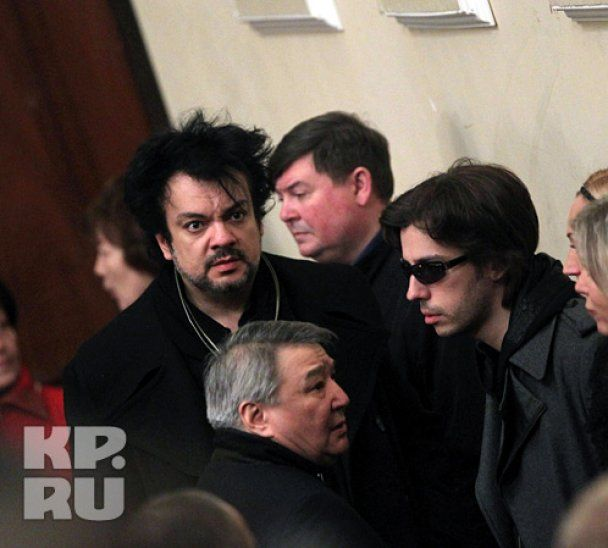 В Москве похоронили Людмилу Гурченко