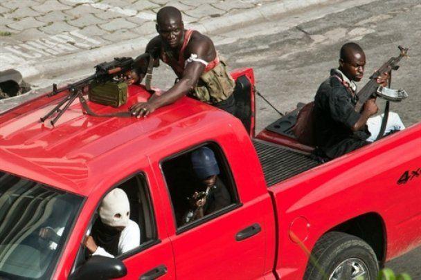 """Жертвами """"президентської різанини"""" в  Кот-д'Івуарі стали більше 1000 людей"""