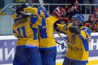 Україна виграла домашній чемпіонат світу з хокею