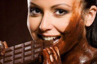 Ученые доказали, что шоколад стройнит женщин