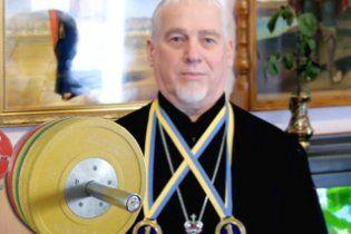 63-річний священик виграв чемпіонат України з пауерлфітингу