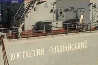 Корабль с 85 эвакуированными украинцами вышел из порта Триполи