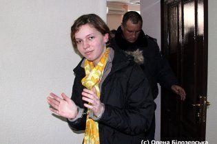 Студентку, яка смажила яйця на Вічному вогні у Києві, залишили в СІЗО