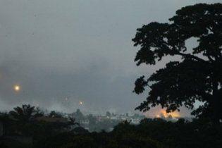 У Кот-д'Івуарі почалася військова операція ООН та Франції
