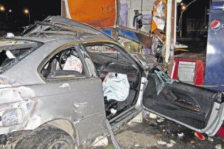 В Одессе пьяный мажор на BMW устроил кровавую аварию