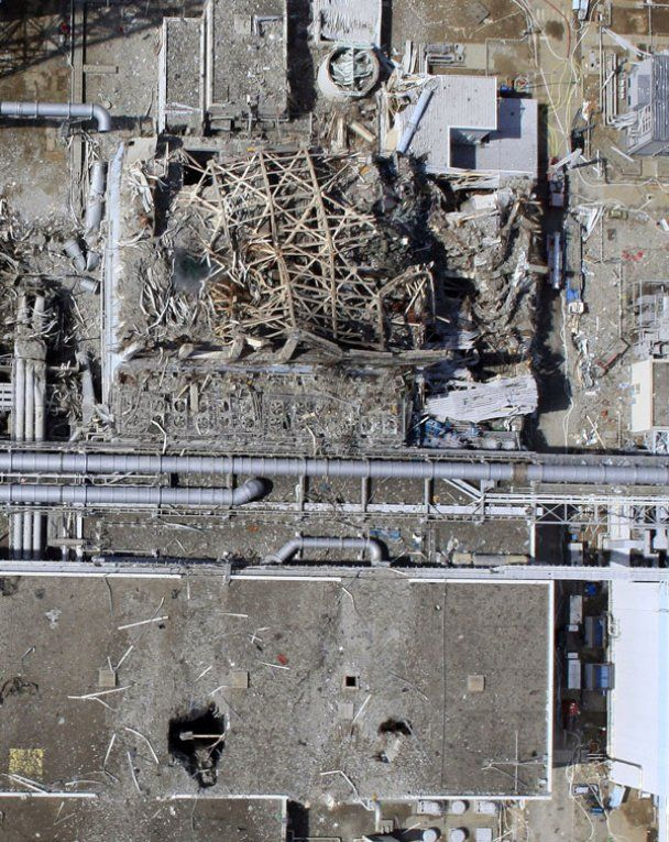 """АЭС """"Фукусима"""" установила радиационный рекорд"""
