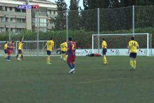 """""""Барселона"""" показала, що таке fair-play (відео)"""