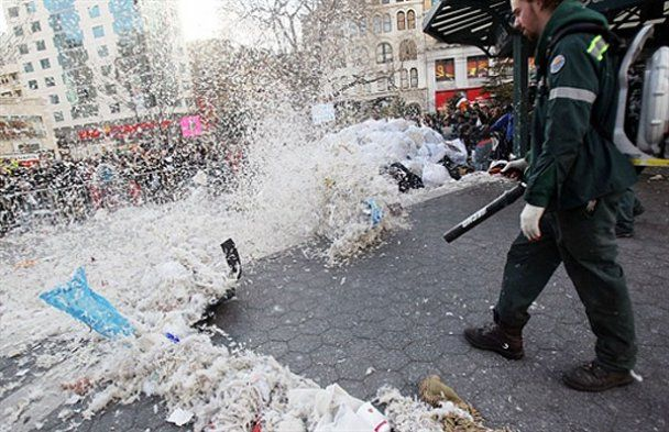 Міжнародний день битви подушками у світі