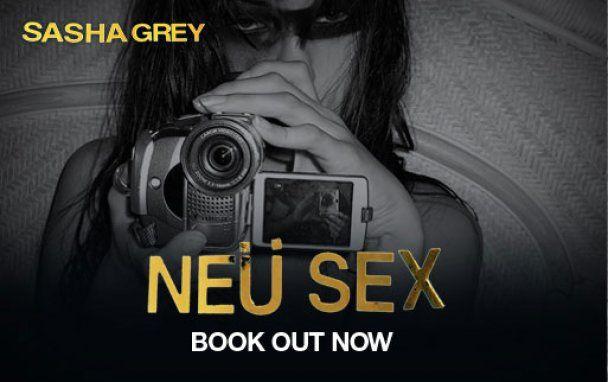 "Порнозірка Саша Грей випустила фотоальбом ""Секс по-новому"""