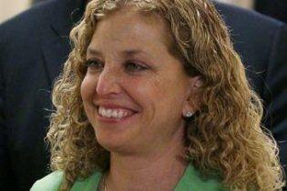 Демократическую партию США впервые в истории возглавила женщина