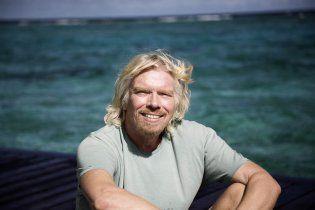 Британський мільярдер Річард Бренсон збирається підкорити океани