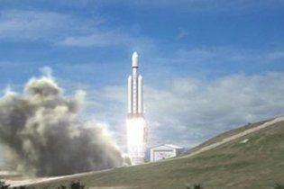 SpaceX представила найпотужнішу у світі ракету-носій