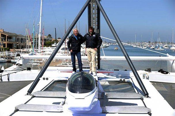 Британський мільйонер створив унікальну субмарину