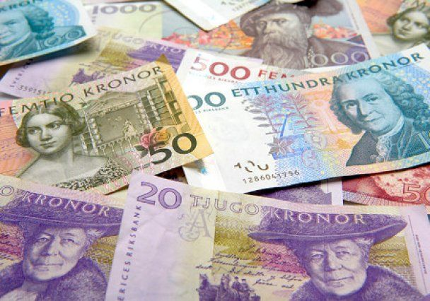 На шведских банкнотах напечатают портреты Греты Гарбо и Астрид Линдгрен