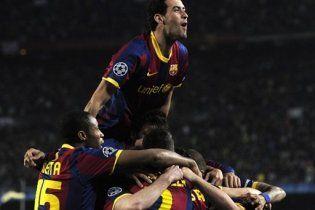 """""""Барселона"""" вийшла у фінал Ліги чемпіонів (відео)"""
