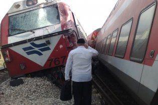 В Ізраїлі зіткнулися два пасажирські потяги