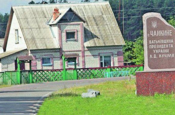 Село Чайкіно