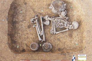 Археологи нашли останки первого в мире гомосексуалиста