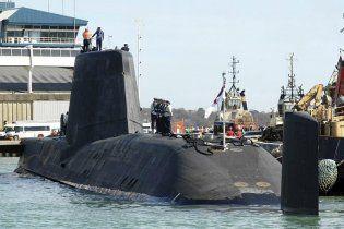 Британский моряк открыл стрельбу на атомной субмарине, убит офицер