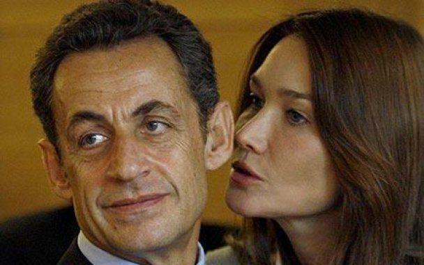 Карла Бруні одружилася з Саркозі за знання ботаніки