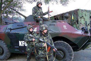 Украинских миротворцев могут отправить на Кипр