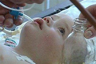 У Донецьку вже 60 дітей захворіли на кишкову інфекцію після вживання сиру