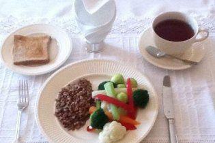 """Тимошенко показала, що їсть на сніданок: """"вибачте за гречку"""""""