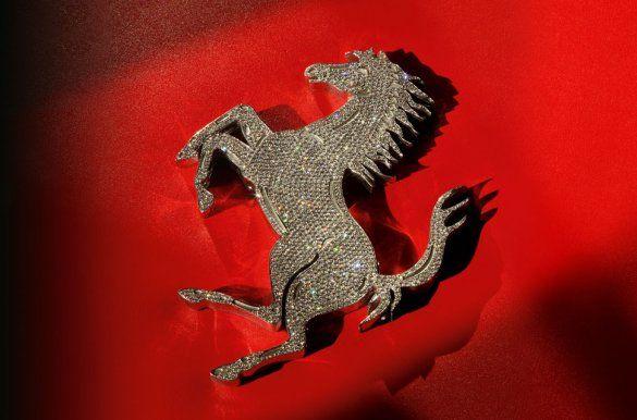 Книга Ferrari