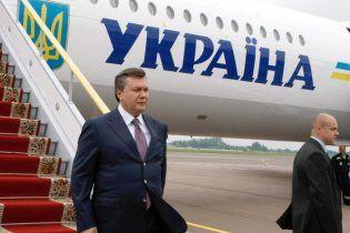 Янукович во второй раз за время своего президентства едет во Львов