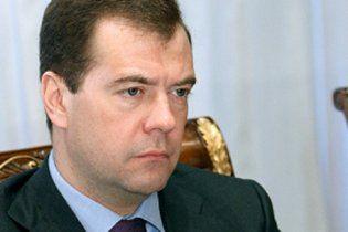 Мєдвєдєв запропонував ввести відповідальність країн за аварії на АЕС